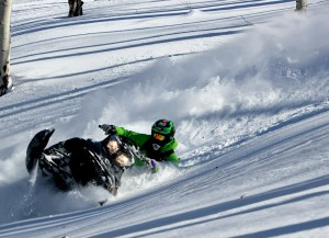 powder-sled