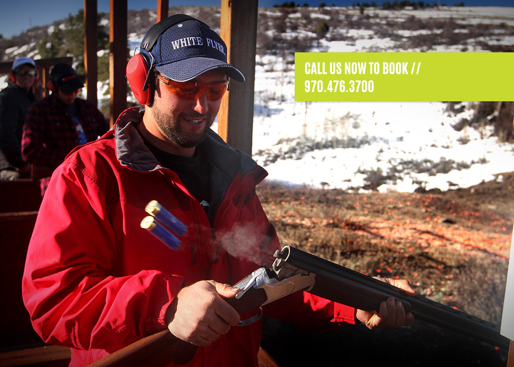 privatelessonsageoutdooradventureswinterclayshooting