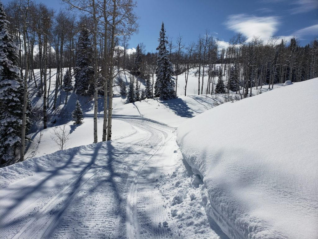 Snow Conditions near Vail